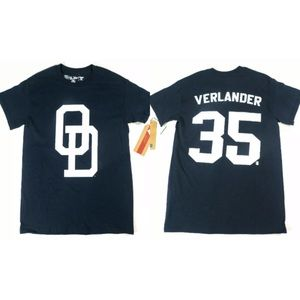 NWT Justin Verlander Old Dominion T Shirt NCAA